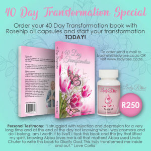40 Day Transformation Special