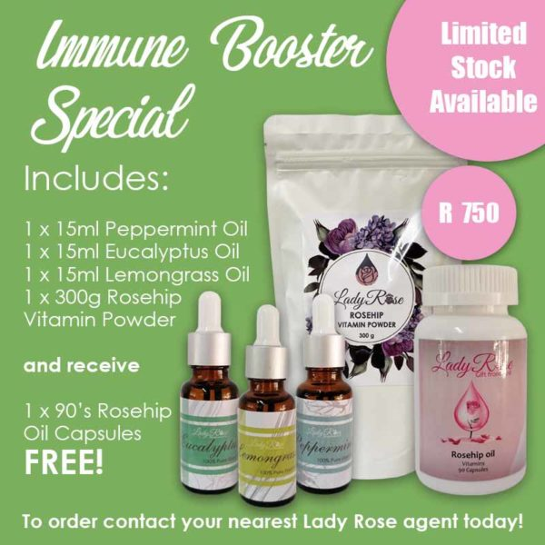 Immune Booster Special May 2021