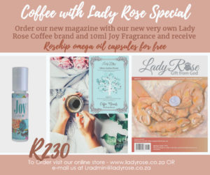 Coffee with Lady Rose Special